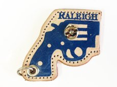 画像1: RALEIGH std. PISTOL KEY COVER Blue (1)