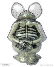 画像5:  Rat Fink X-Ray Clear Black G.I.D Ver.  (5)