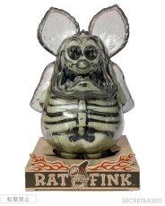 画像6:  Rat Fink X-Ray Clear Black G.I.D Ver.  (6)