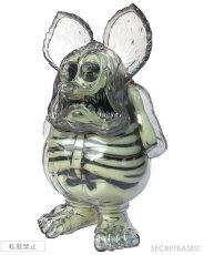 画像2:  Rat Fink X-Ray Clear Black G.I.D Ver.  (2)