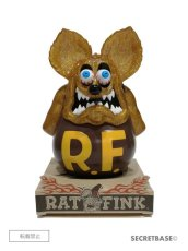 画像2: RAT FINK FULL COLOR GOLD RAME ver. (2)