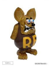 画像3: RAT FINK FULL COLOR GOLD RAME ver. (3)