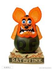 画像5: RAT FINK FULL COLOR CLEAR ORANGE ver. (5)