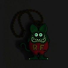 画像3: ORIGINAL MINI RAT FINK 3D RUBBER KEY HOLDER (3)
