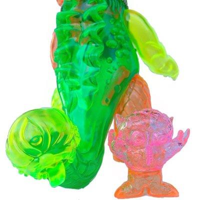 画像2: ЯOR 精密機械怪獣 - Magnet Monster with bonus mini toy