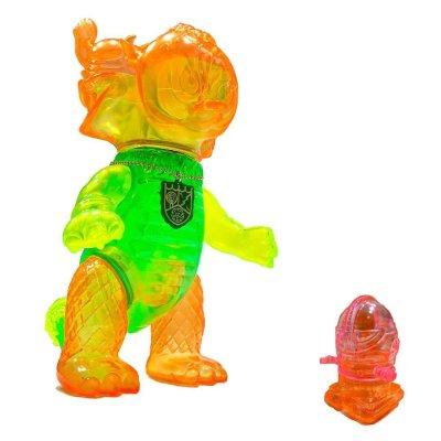 画像1: ЯOR 精密機械怪獣 - Magnet Monster with bonus mini toy