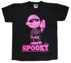 画像1: Charlie Brown T-SHIRT PINK (1)