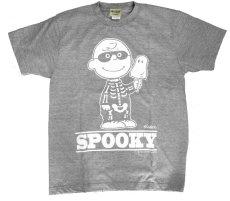 画像1: Charlie Brown T-SHIRT GRAY (1)