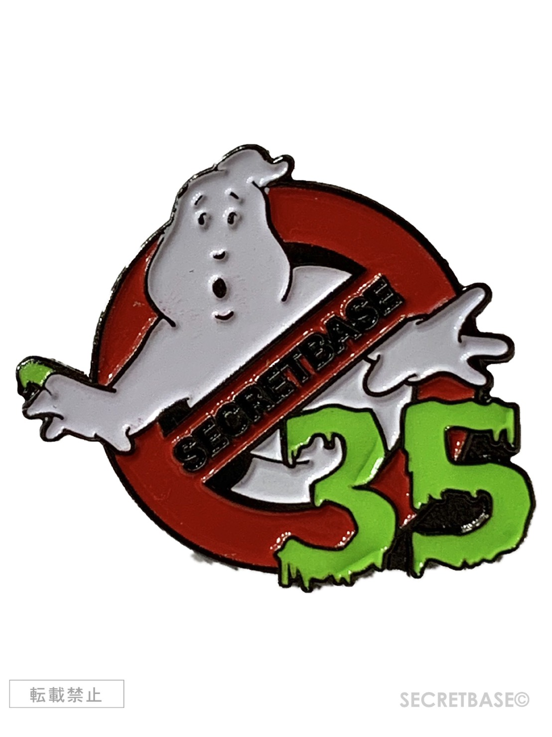 画像1: 35th Anniversary GHOSTBUSTERS PINS (1)