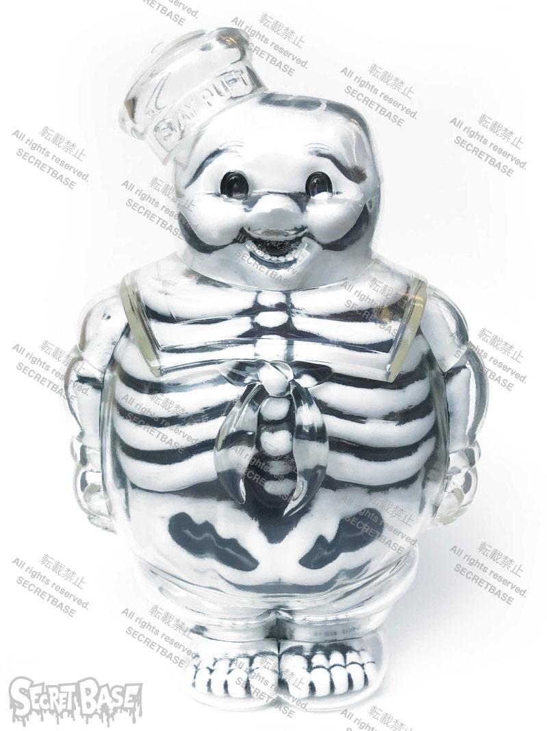 画像1: MARSHMALLOW MAN X-RAY WHITE (1)
