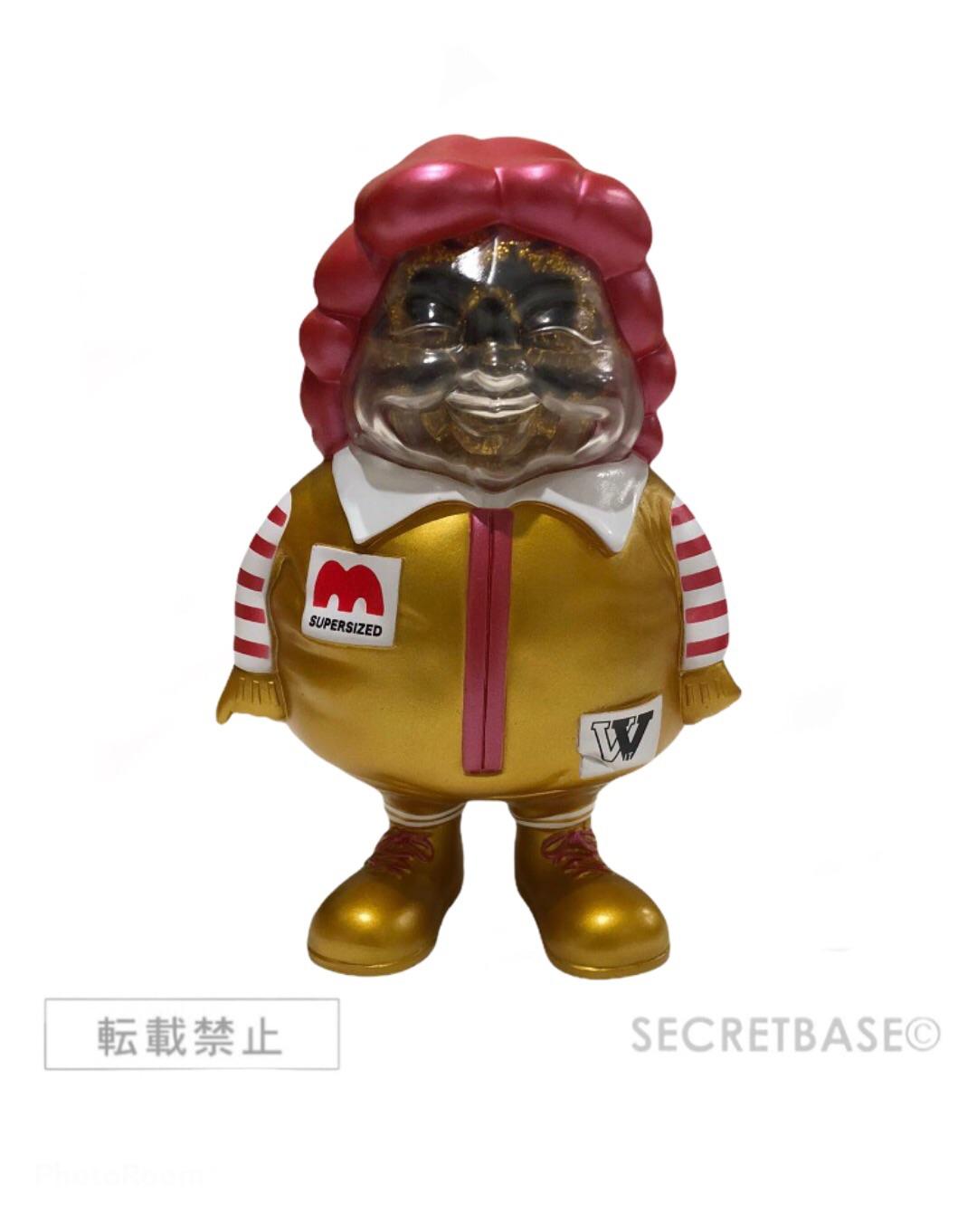 画像1: MC SUPER SIZED  S.S.F GOLD RAME Ver. (1)