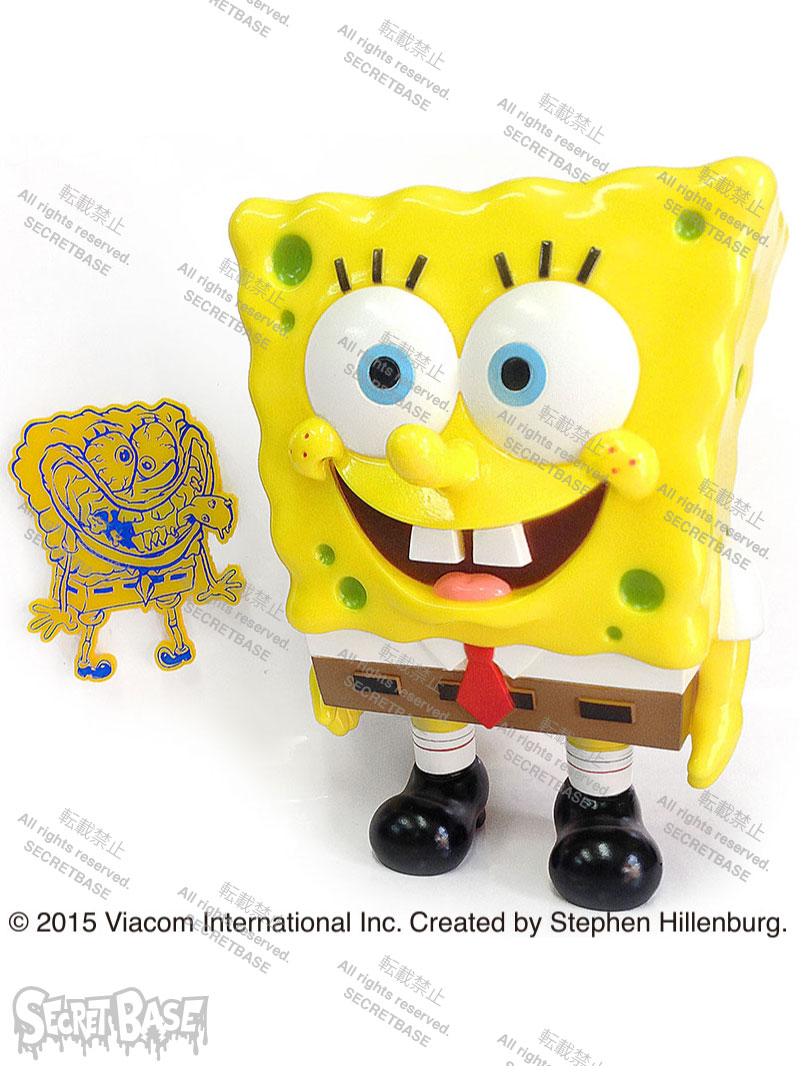 画像1: SPONGEBOB MAGNET SET (1)