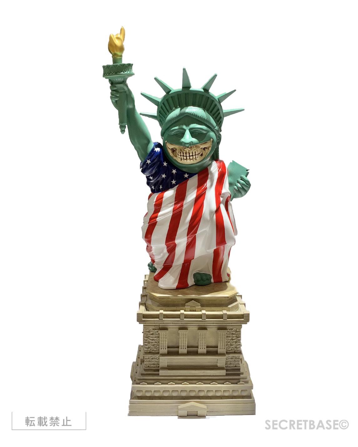 画像1: Liberty Grin (with BASE) U.S.A Ver. (1)