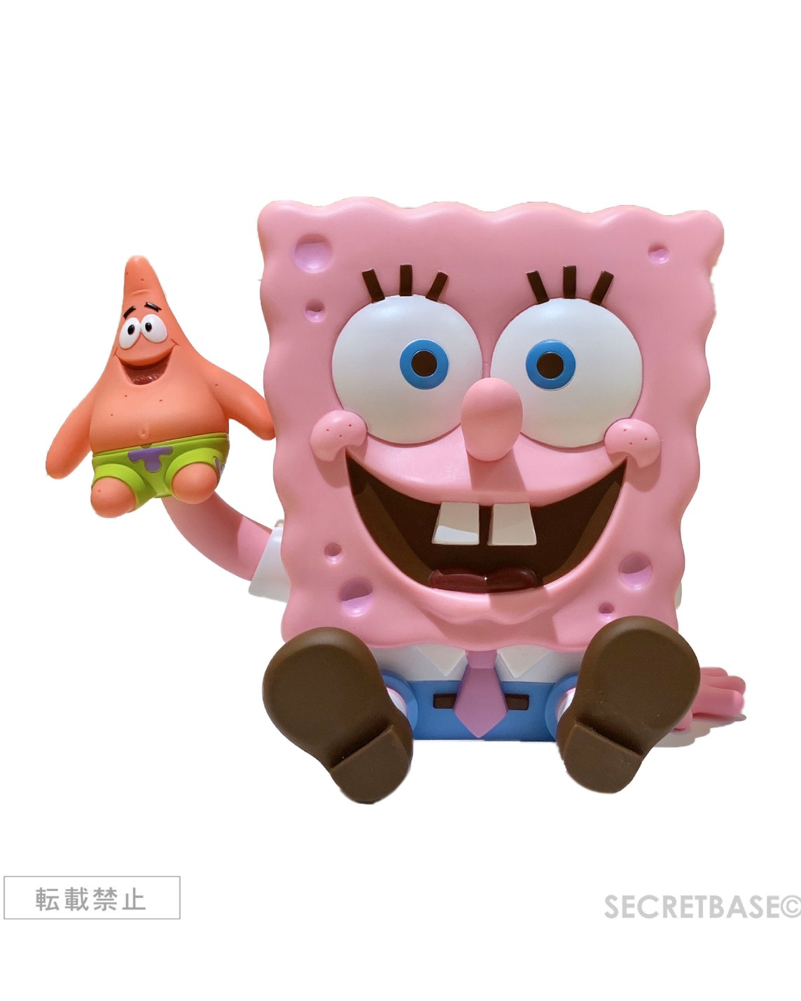画像1: 1ft SPONGEBOB FULL COLOR PINK Ver. (1)