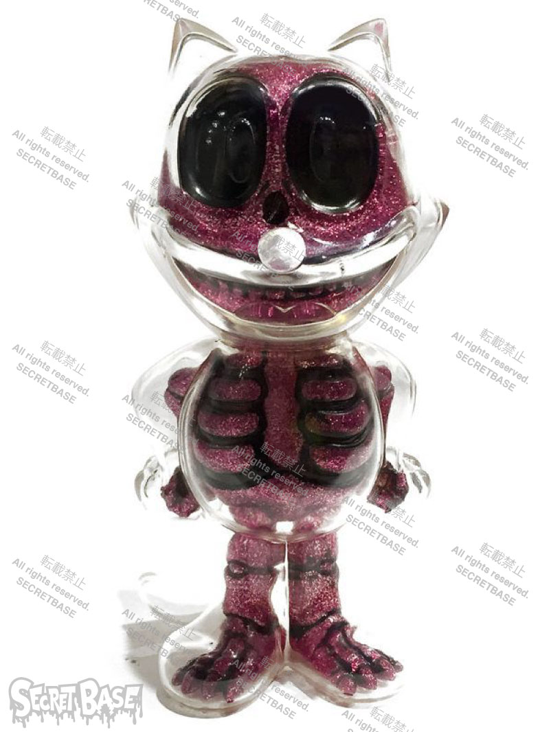 画像1: FELIX THE CAT X-RAY PINK RAME (1)