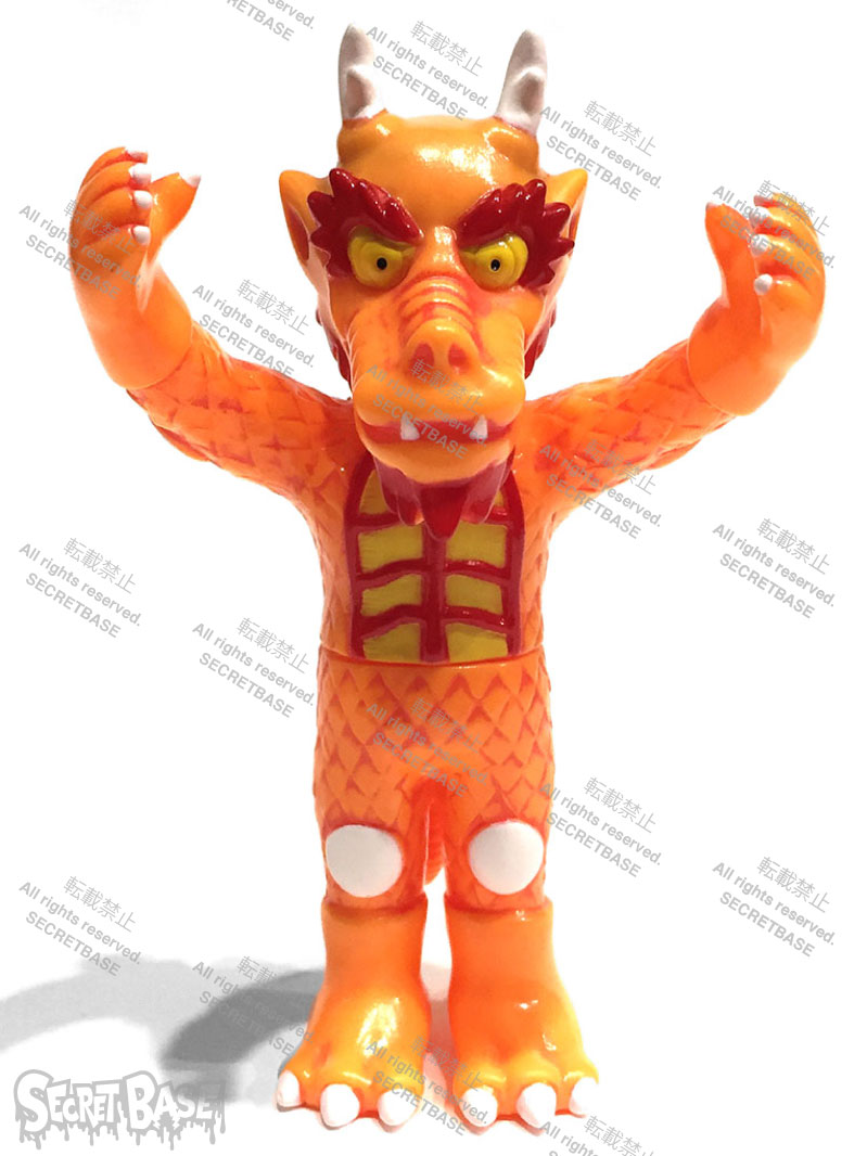 画像1: Cab Dragon FULL COLOR ORANGE (1)