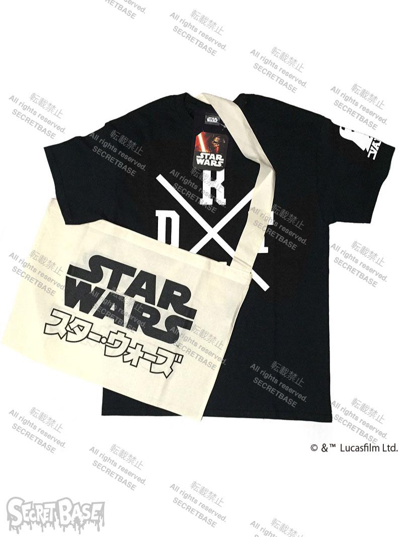 画像1: STAR WARS T-SHIRT WHITE (1)
