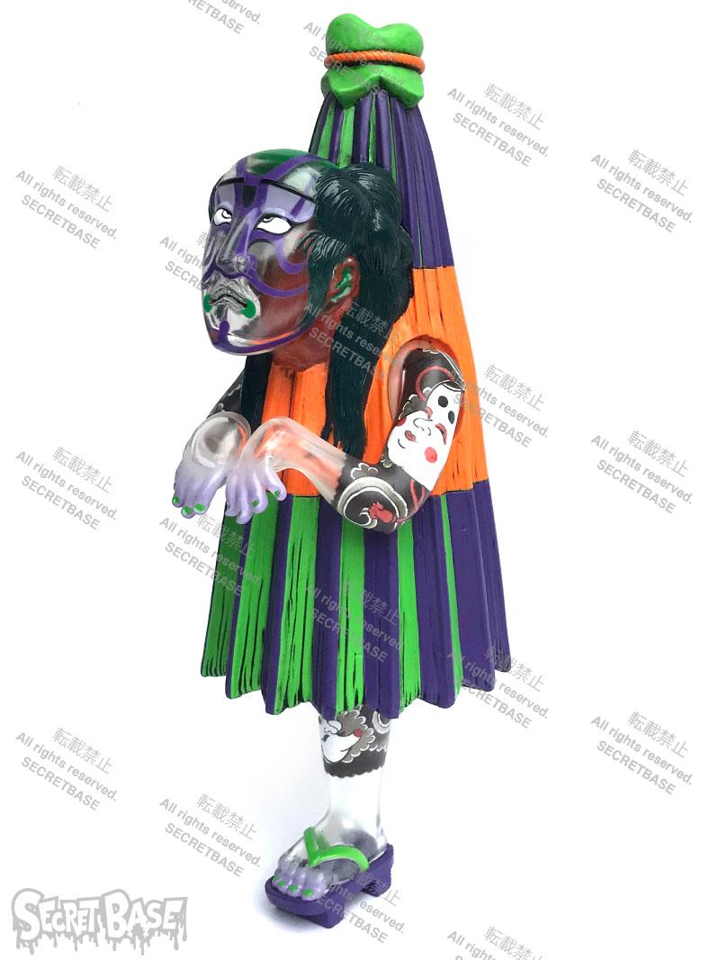 画像1: [SPECIAL CAMPAIGN] Karakasa Tattoo Man Full Color Clear Ver. #3 (1)