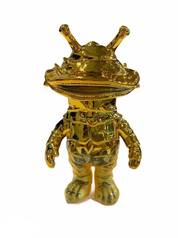 画像1: X-RAY カネゴン FULL COLOR CHROME GOLD Ver. (1)