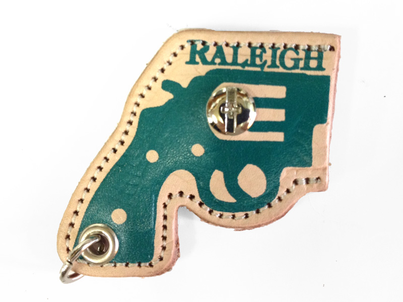 画像1: RALEIGH std. PISTOL KEY COVER Green (1)