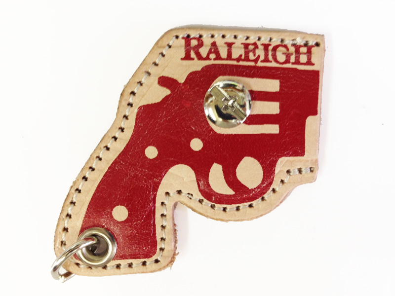 画像1: RALEIGH std. PISTOL KEY COVER Red (1)
